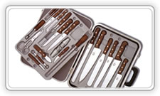 Kitchen Knife Sales :: Chef's Sets