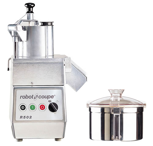 R502 Bowl Cutter and Vegetable Preparer